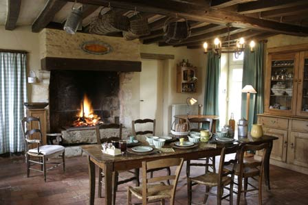 Bed and Breakfast - France, Normandie, Orne, Le Perche, Lauseraie